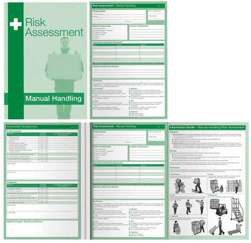 Handling Risk Assessment Kit  Forms  Guide