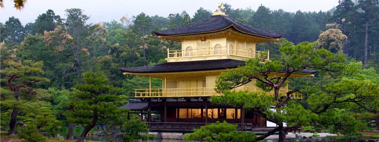 Tokyo, Lake Kawaguchi, Osaka & Kyoto 6 Days