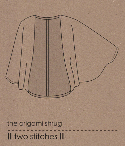 Two Stitches | Dressmaking pattern for children | Purple Stitches