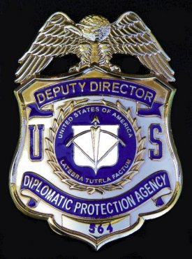 Eagle Top Badge Corporate Security