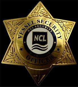 Police Star Badges