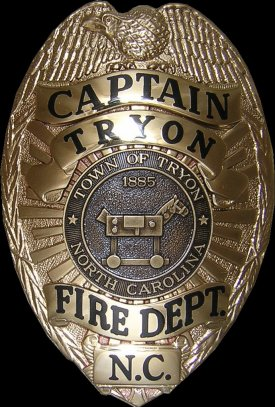 Firefighter Badge