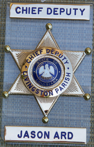 Police Star Badges