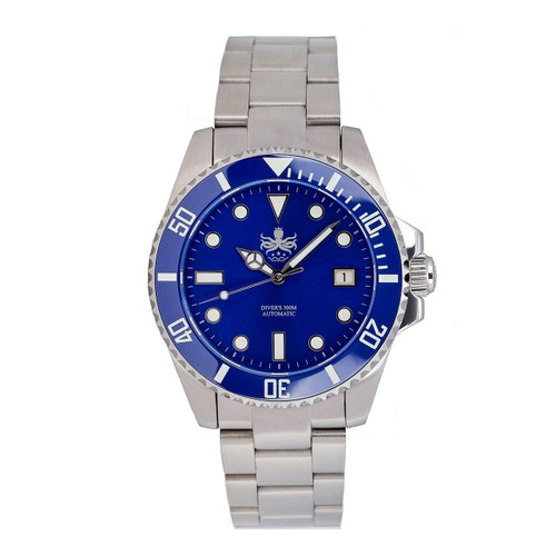 PHOIBOS PY007B 300M Automatic Diver Watch Blue