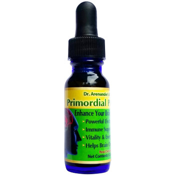 Primordial Plant Mineral Drops- Fulvic & Humic Acid Concentrate- Free USA Shipping  - 2 to 4 Month Supply
