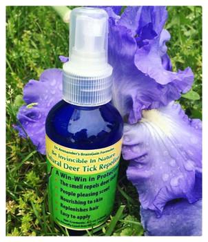 Organic Bug Spray & Natural Tick Repellant