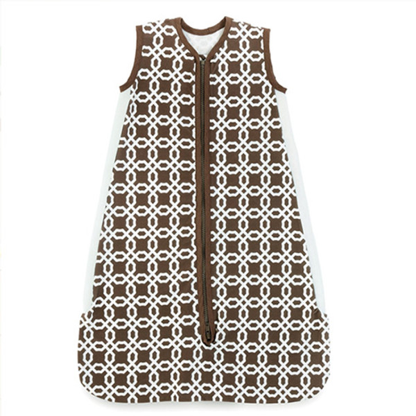 Skip Hop Choco Lattice - Wearable Blanket