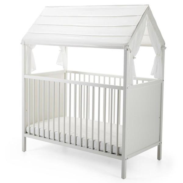 STOKKE Home Bed - White-4