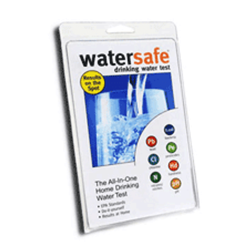 Watersafe All-In-One Drinking Water Test Kit