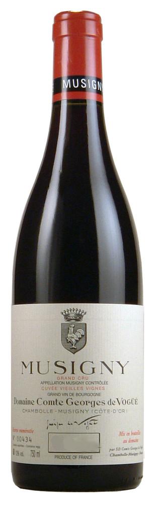 Domaine Comte Georges De Vogue Musigny Cuvee Vieilles Vignes Grand Cru 2012 750ml