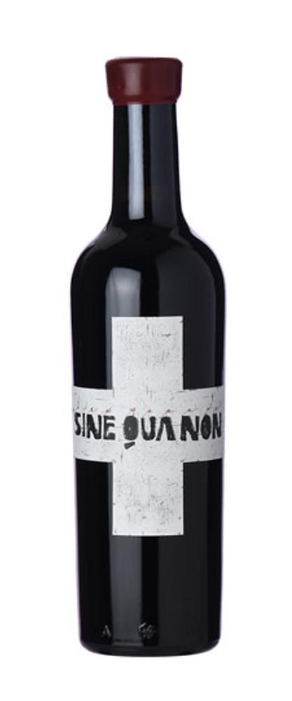 Sine Qua Non To the Rescue Vin de Paille Grenache 2007 375ml