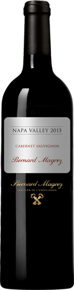 Bernard Magrez Cabernet Sauvignon Napa Valley 2008 750ml