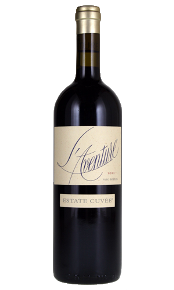 L'Aventure Estate Cuvee Paso Robles 2008 750ml