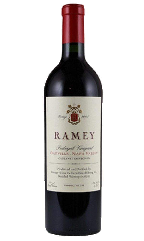 Ramey Cabernet Sauvignon Pedregal Vineyard 2008 750ml