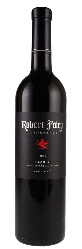 Robert Foley Claret Napa Valley 2008 750ml