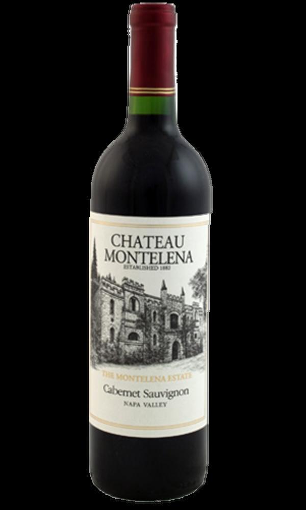 Chateau Montelena Estate Cabernet Sauvignon Napa Valley 2013 750ml