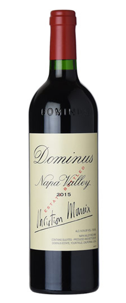 Dominus Estate Napa Valley 2015 750ml