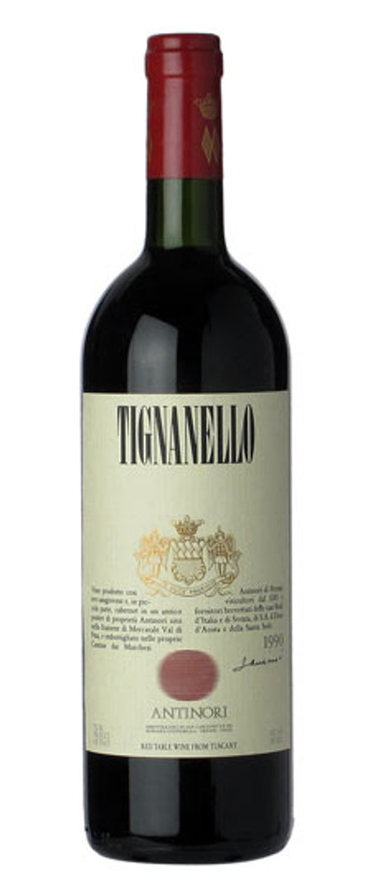 Antinori Tignanello 1990 750ml