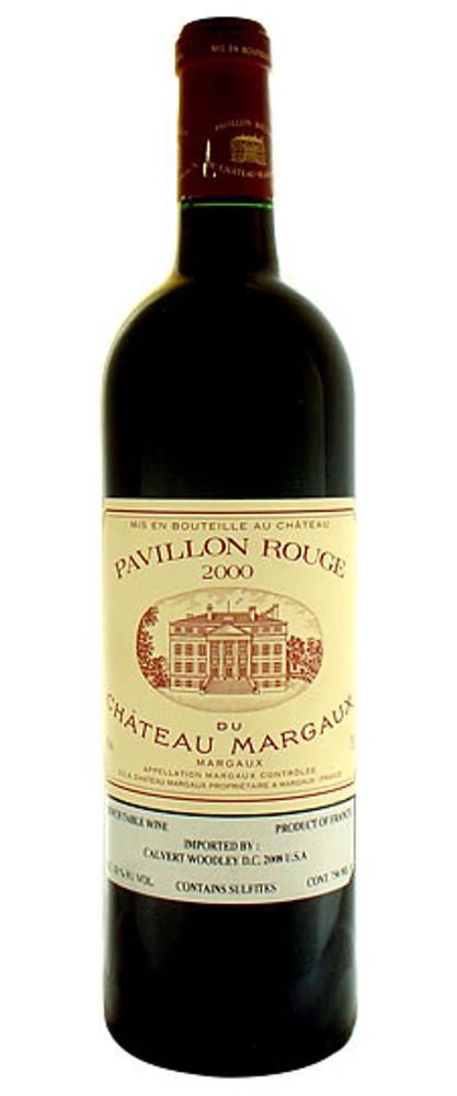 Pavillon Rouge du Chateau Margaux 2000 750ml