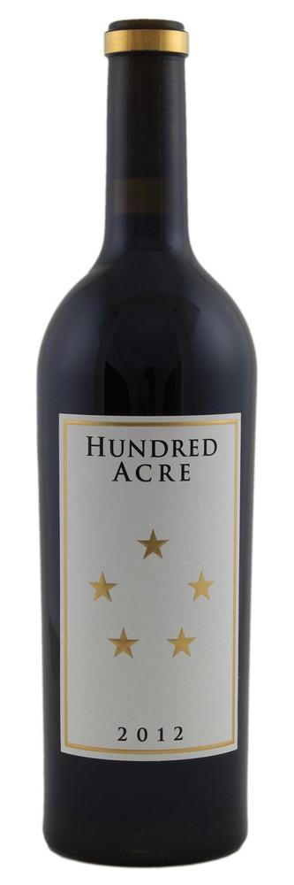 Hundred Acre Cabernet Sauvignon Kayli Morgan Vineyard 2012 750ml