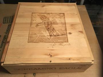 Screaming Eagle Cabernet Sauvignon 1992 in OWC (3 x 750ml)