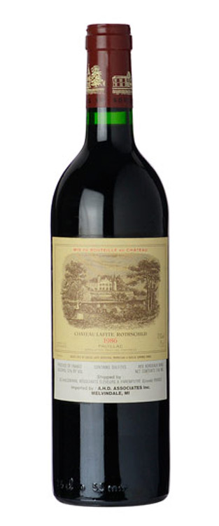 Lafite Rothschild 1986 750ml