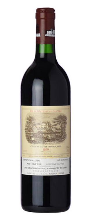 Lafite Rothschild 1990 750ml
