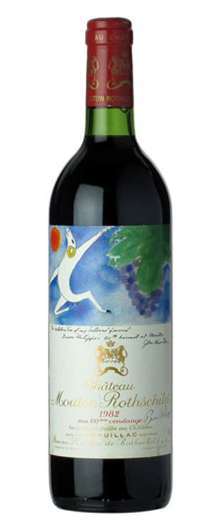 Mouton Rothschild 1982 750ml
