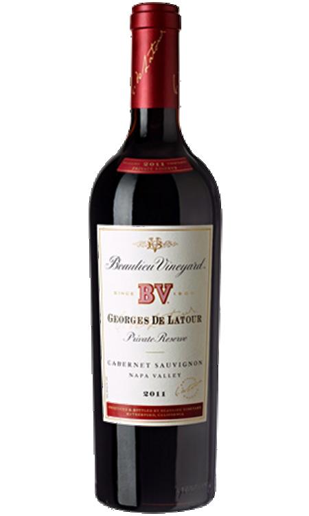 Beaulieu Vineyard Cabernet Sauvignon BV Georges de Latour Private Reserve 2008 750ml