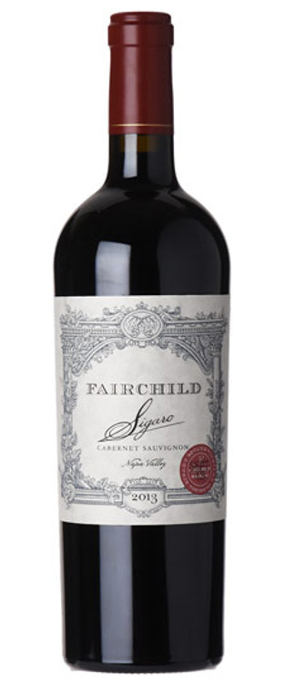 Fairchild Estate Sigaro Cabernet Sauvignon 2008 750ml