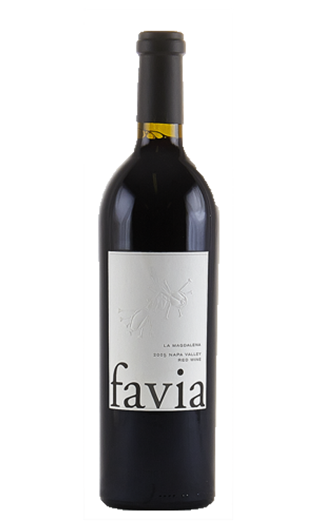 Favia La Magdalena Proprietary Red Napa Valley 2008 750ml