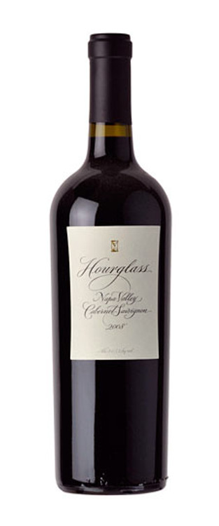 Hourglass Cabernet Sauvignon Napa Valley 2008 750ml