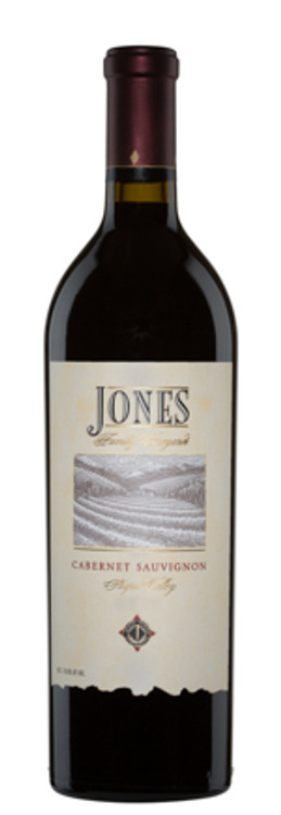 Jones Family Vineyards Cabernet Sauvignon Napa Valley 2008 750ml