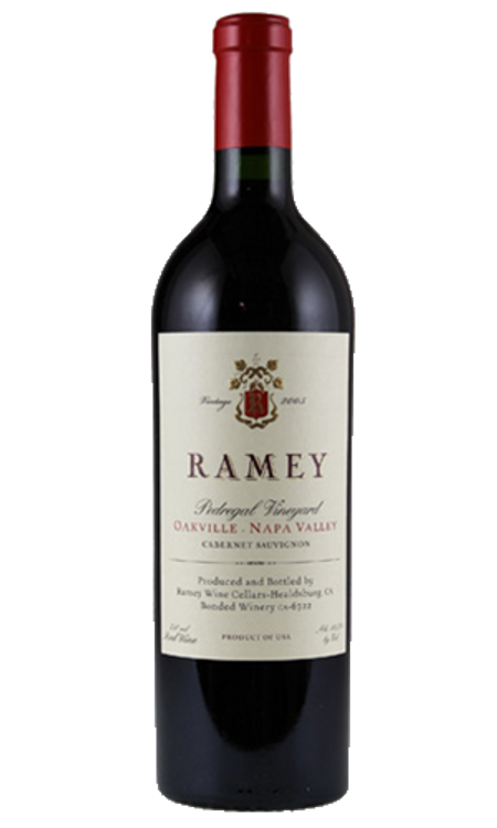 Ramey Cabernet Sauvignon Pedregal Vineyard 2008 750ml