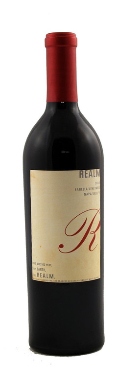 Realm Cabernet Sauvignon Farella Vineyard 2008 750ml