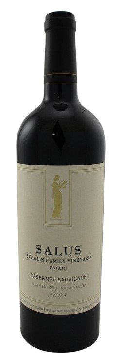Staglin Family Vineyard Salus Cabernet Sauvignon 2008 750ml