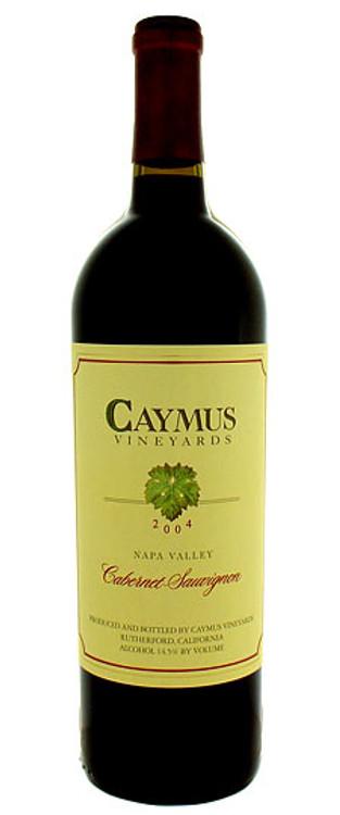 Caymus Cabernet Sauvignon Napa Valley 2004 750ml