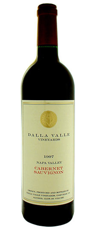 Dalla Valle Cabernet Sauvignon Napa Valley 1997 750ml