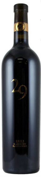 Vineyard 29 Cabernet Sauvignon Napa Valley 2003 750ml
