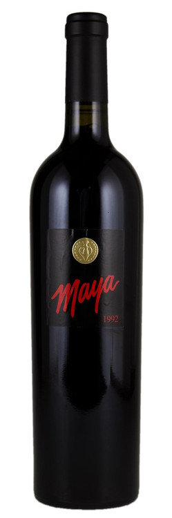 Dalla Valle Maya Proprietary Red Napa Valley 1989 750ml