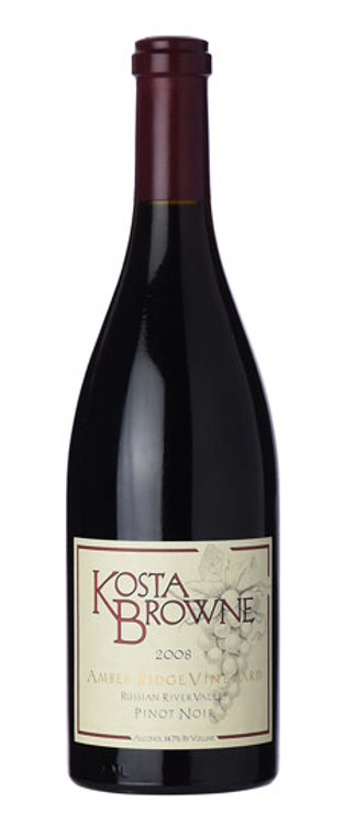Kosta Browne Pinot Noir Amber Ridge Vineyard 2008 750ml
