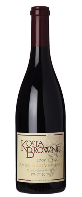 Kosta Browne Pinot Noir Amber Ridge Vineyard 2009 750ml