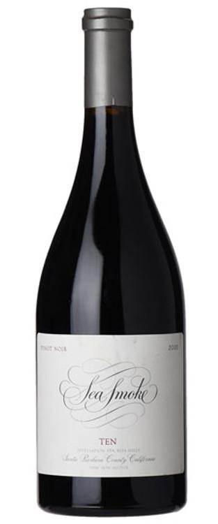 Sea Smoke Ten Pinot Noir Sta. Rita Hills 2005 750ml