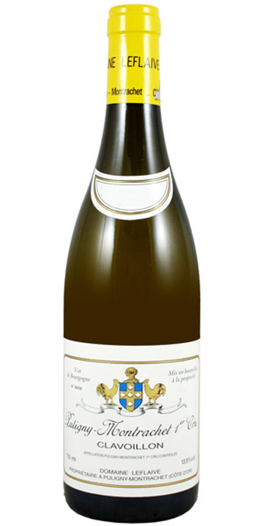 Domaine Leflaive Puligny-Montrachet  Clavoillons 1er Cru 2016 750ml