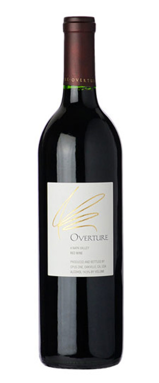 Opus One Overture Napa Valley NV 750ml (2018 Release)