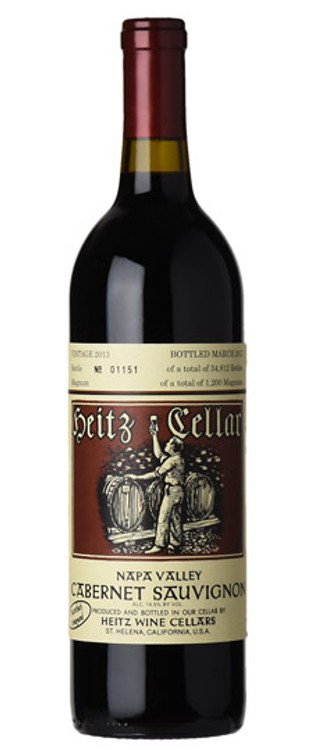 Heitz Cellar Cabernet Sauvignon Martha's Vineyard Napa Valley 2013 750ml
