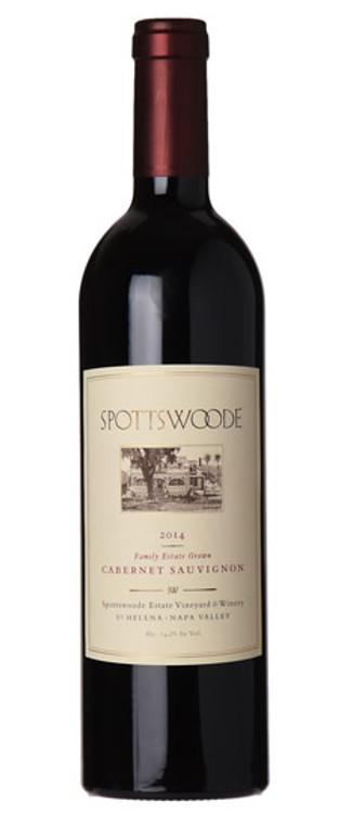Spottswoode Family Estate Grown Cabernet Sauvignon Napa Valley 2014 750ml