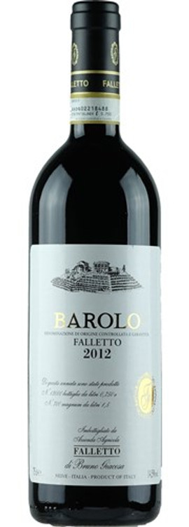 Bruno Giacosa Barolo Falletto 2012 750ml