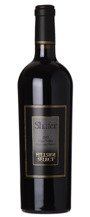 Shafer Hillside Select Cabernet Sauvignon 2013 3000ml
