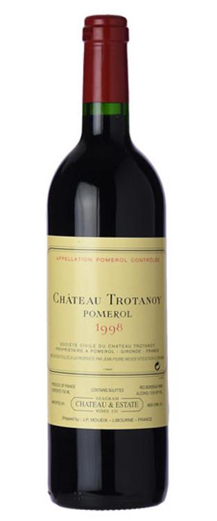 Trotanoy 1998 750ml